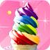 製作彩虹冰淇淋