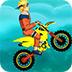 鳴人開摩托