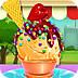 清理冰淇淋車