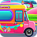 女孩的冰淇淋車