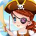 甜美小海盜裝扮