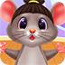 可愛的老鼠關懷和換裝
